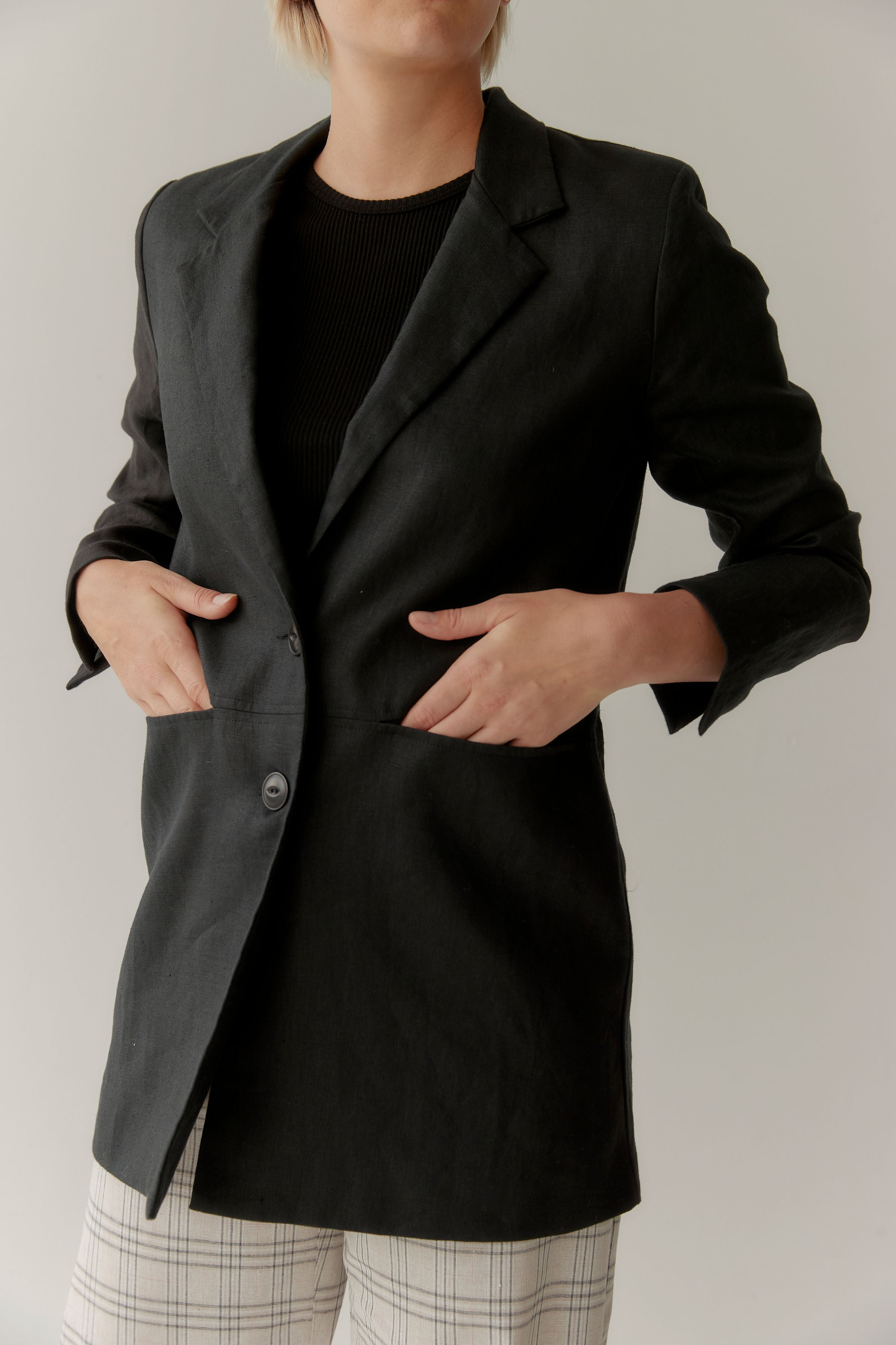 Local Blazer Black