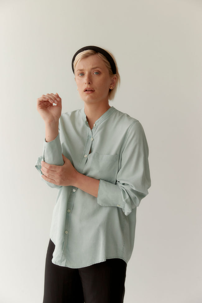 Ease Shirt Seafoam