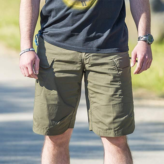 (Last Day Promotion 50% OFF)-Waterproof Tactical Shorts-Summer Comfortable Product