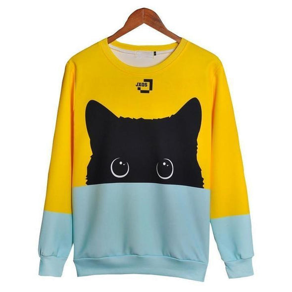 Neko No Me Sweater