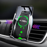 (Hot Sale 50% off)Wireless Car Charger Mount