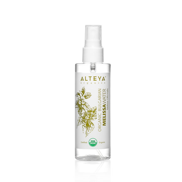 Organic Bulgarian Melissa Water 100 ml - Alteya Organics-new-Alteya_UK