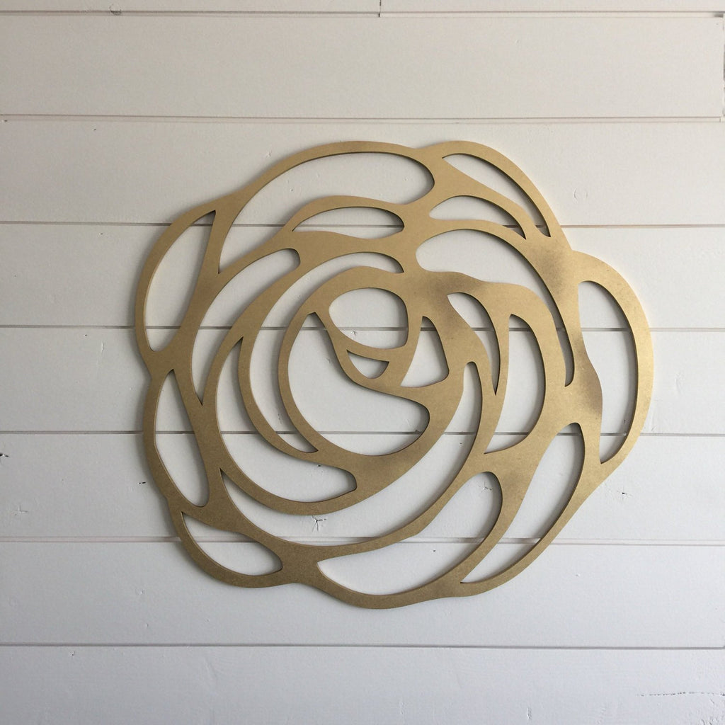 CUT OUTS - ROSE
