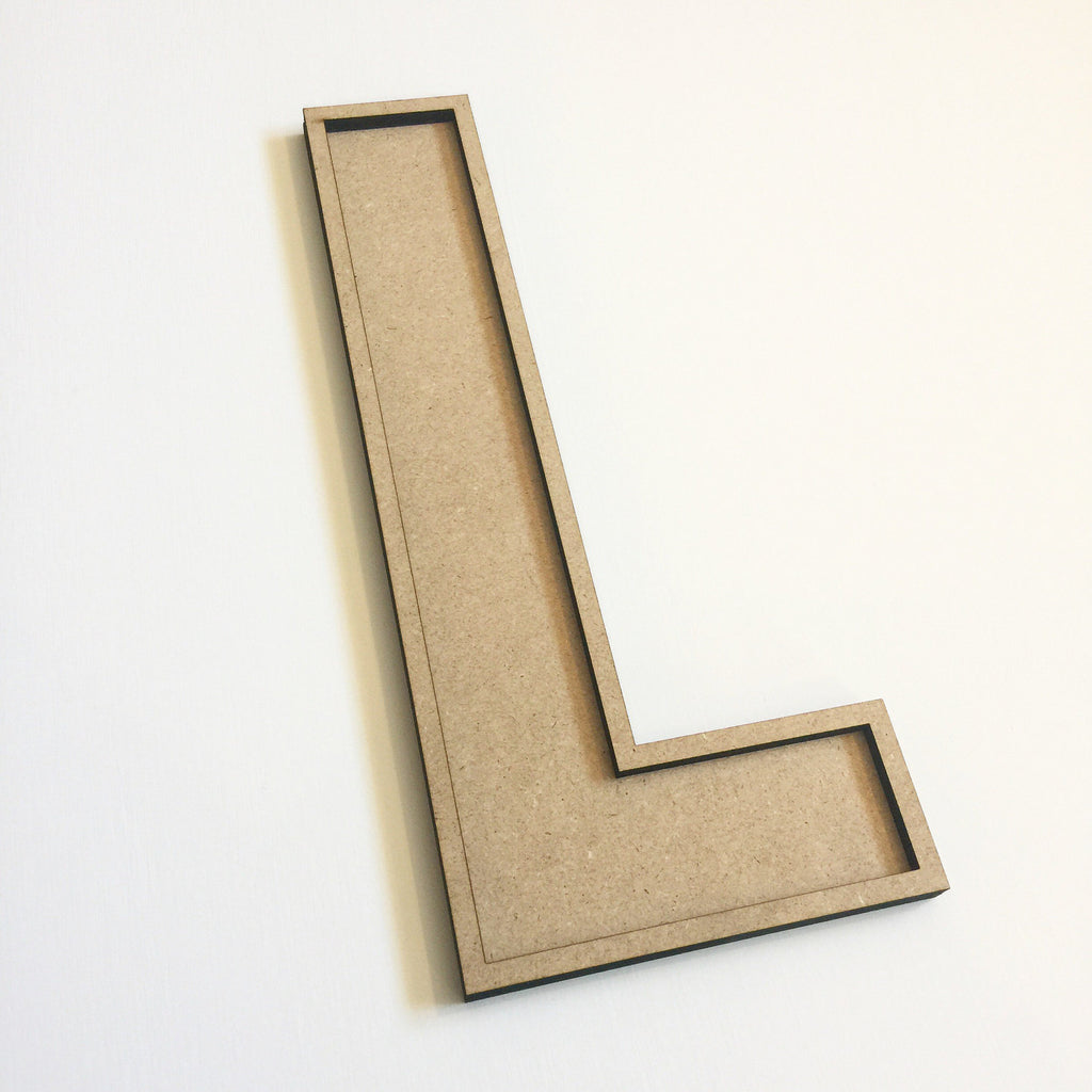 LETTERS - FILLABLE