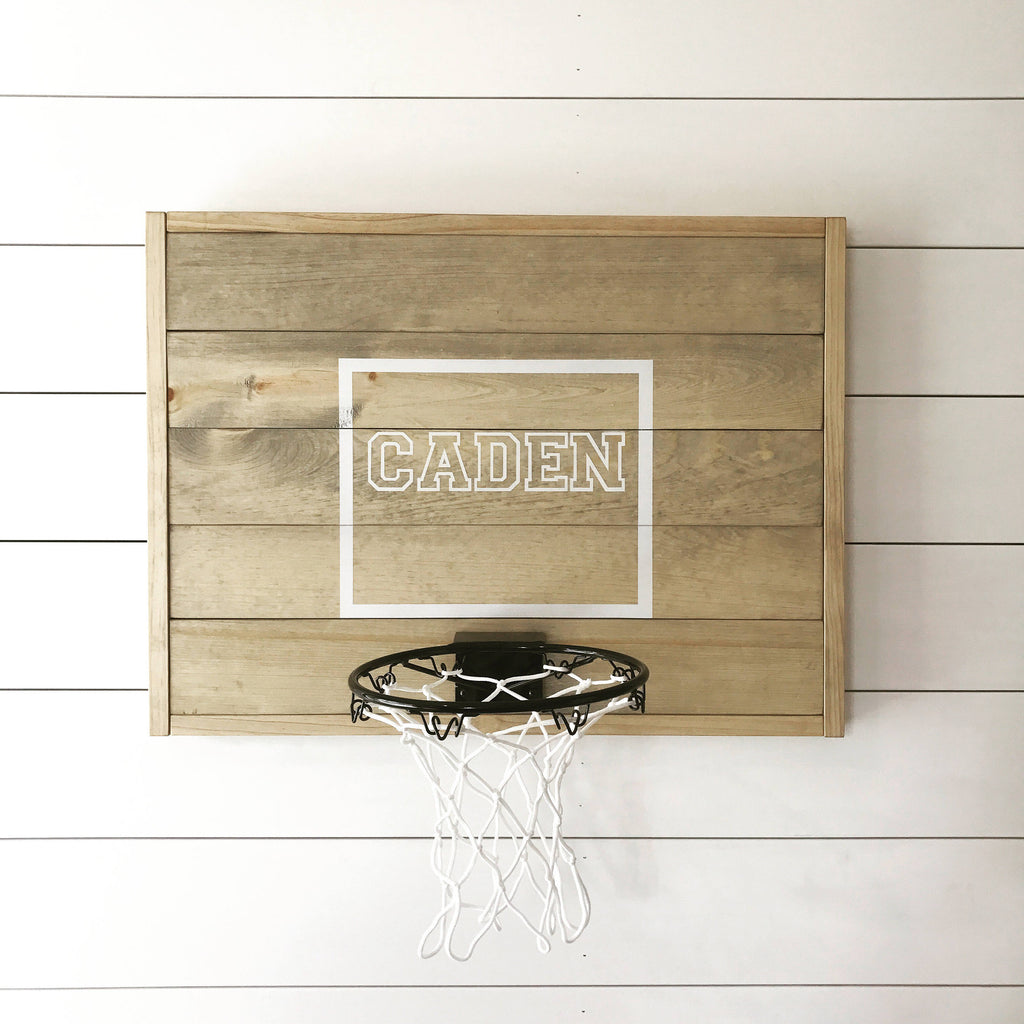 BASKETBALL GOAL - PERSONALIZED