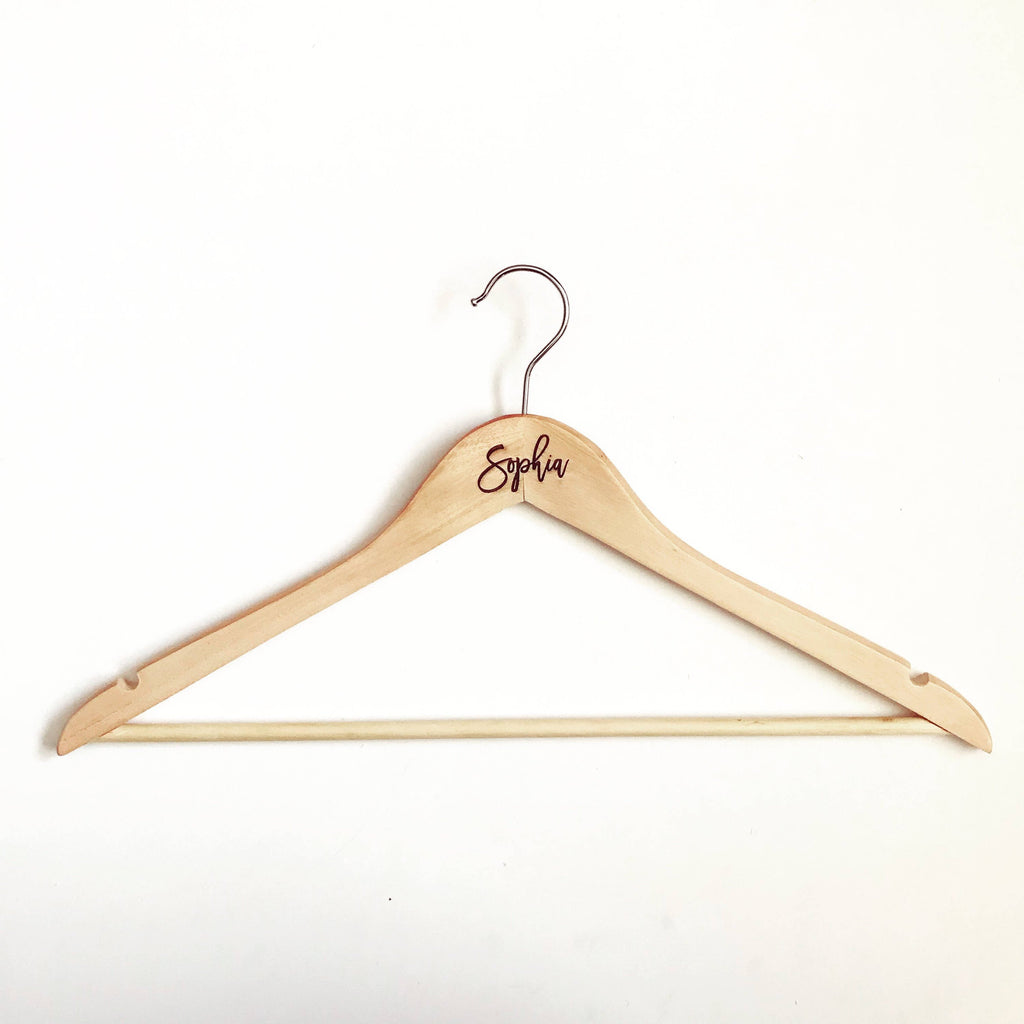 HANGER - PERSONALIZED