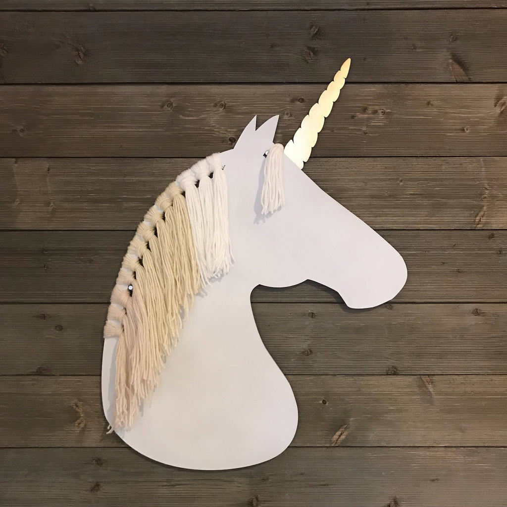 BOW HOLDER - UNICORN