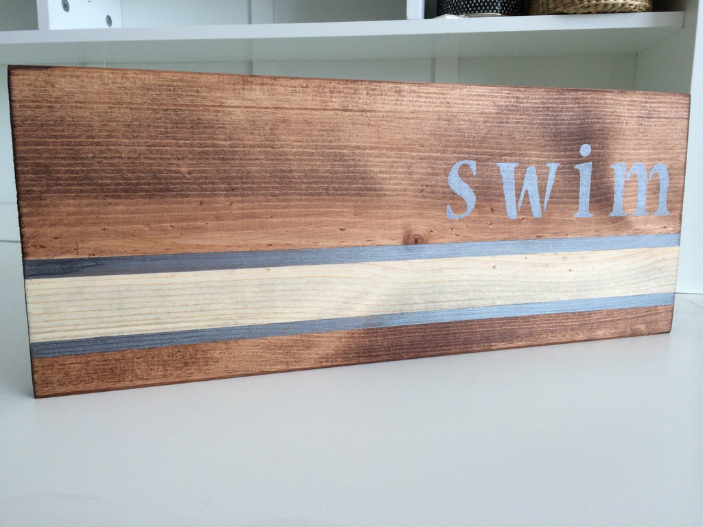 AWARD BOARD - SWIM