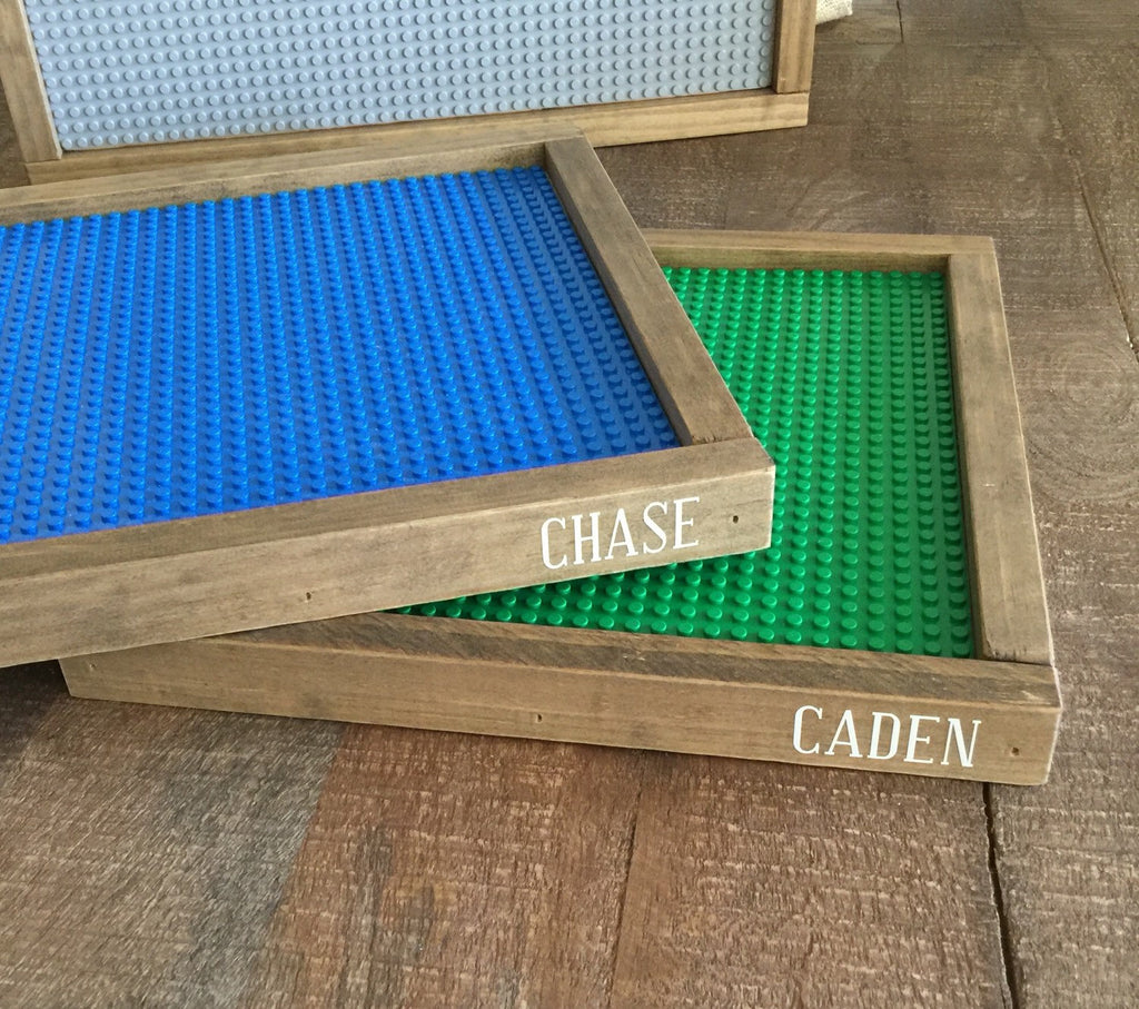 LEGO TRAY - PERSONALIZED