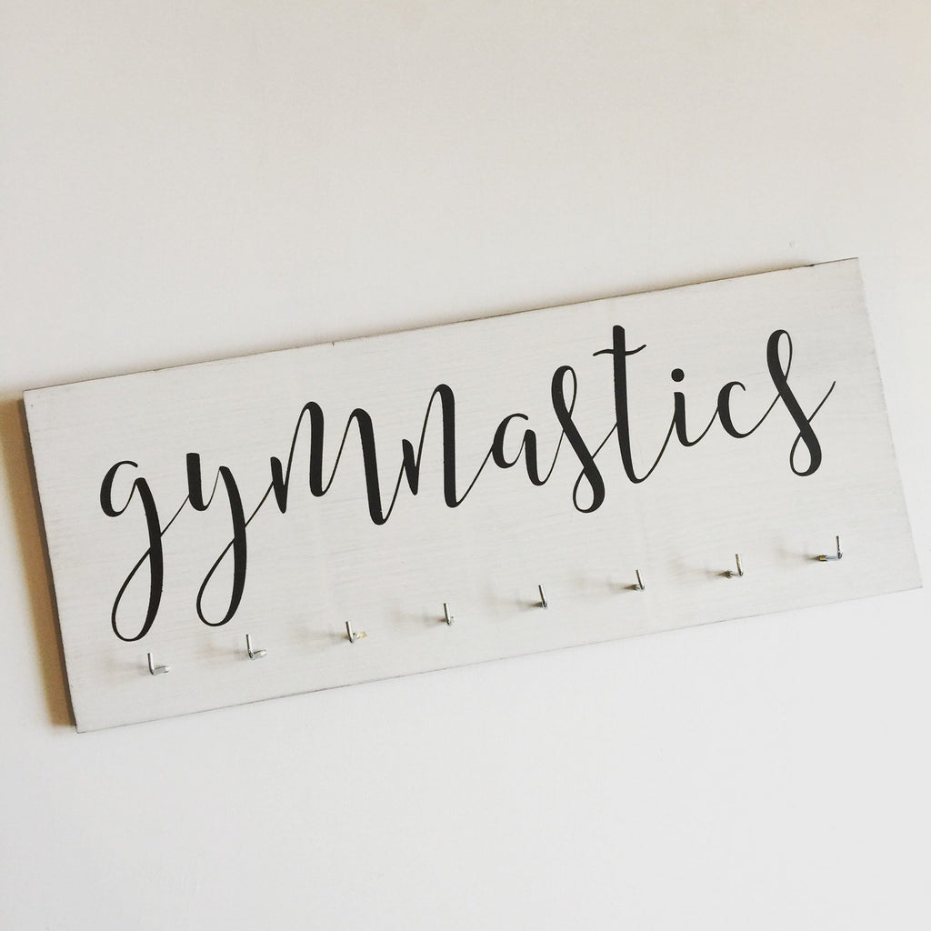 AWARD BOARD - GYMNASTICS