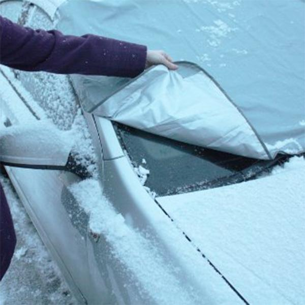 A great car protector FULL PROTECTION WINDSHIELD COVER