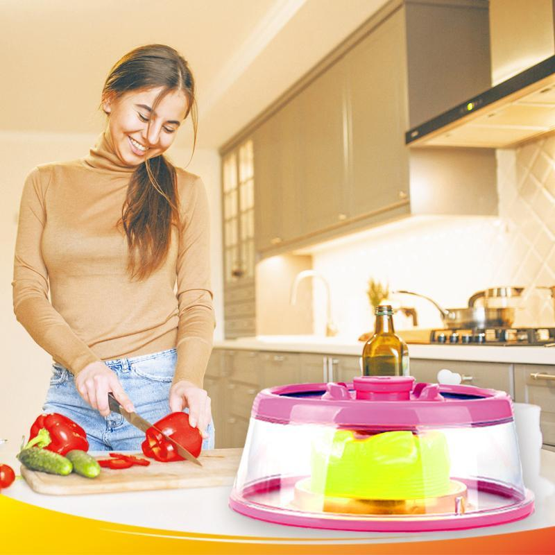 Magic Vacuum Food Sealer (Buy 2 free shipping)