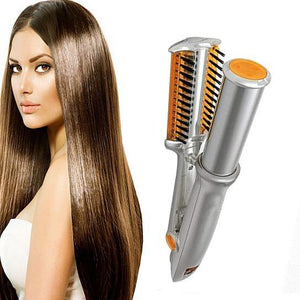 Rotary automatic hair straightener(Buy two free shipping)