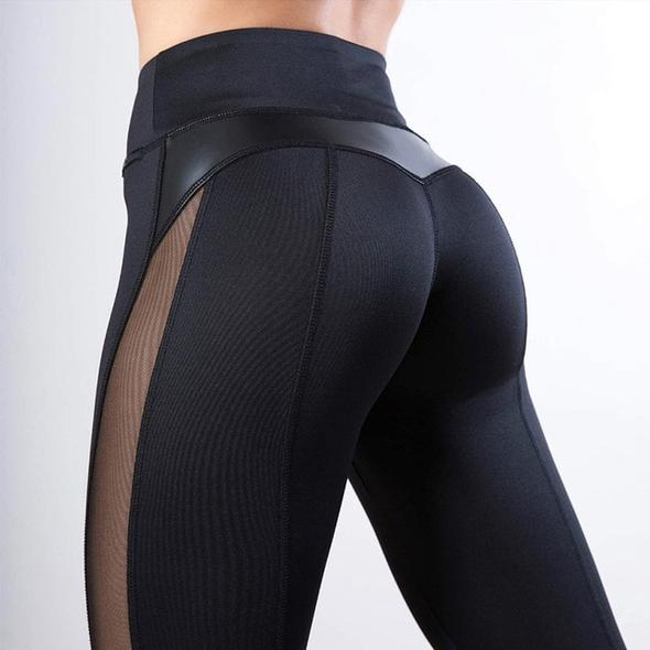 Champion Mesh Leggings
