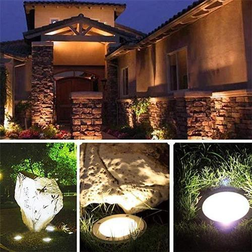 8LED Solar Lawn Light(Buy 7 get 10 and free shipping worldwide)