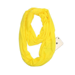 70% OFF-Multi-Use Pocket Scarf with Zippers