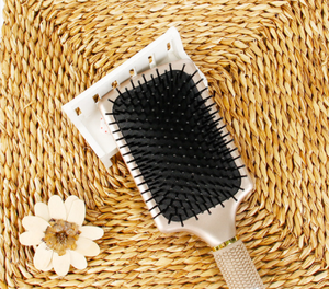 Airbag scalp massage comb Paddle Hair Brush
