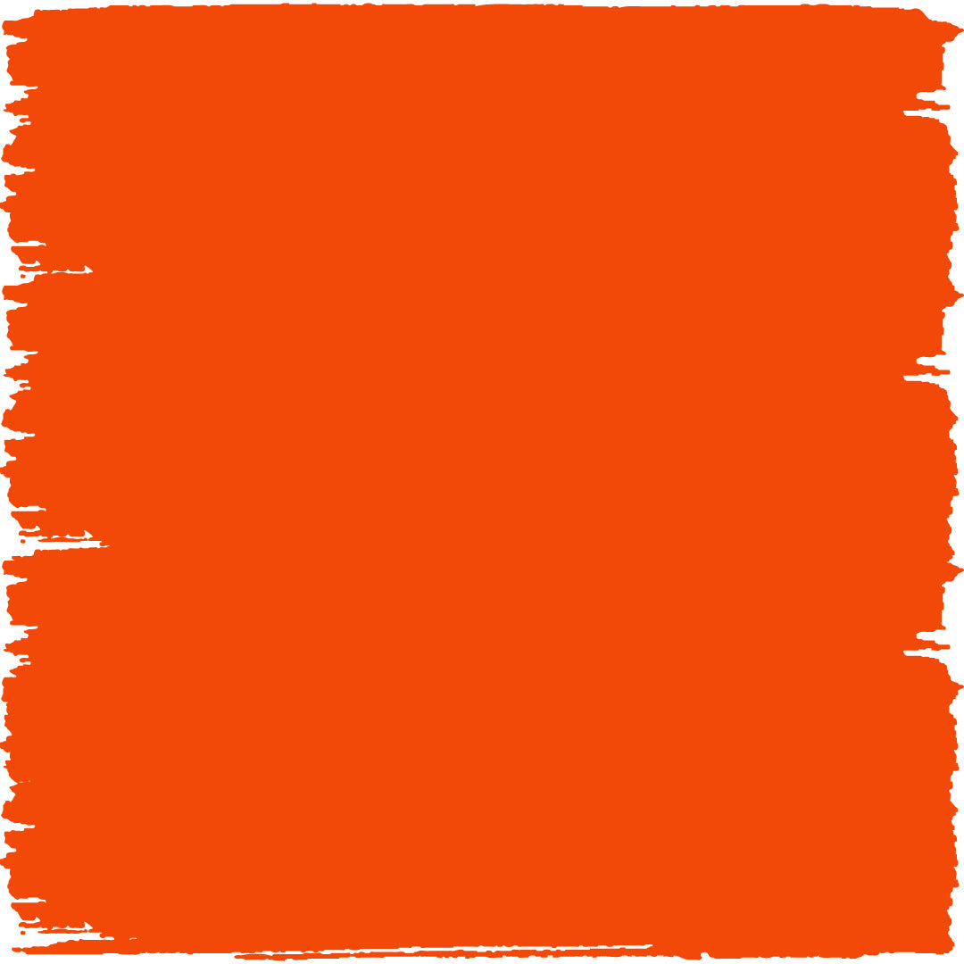 Orange Craft Paint | WF1200