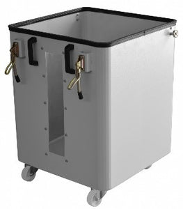 cormak dcv6500 tc dust extractor waste filter bin