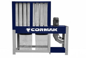 Cormak Dust Extractor model DCV6500 Eco