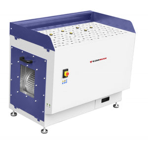 cormak dt1000 downdraft table for dust extraction