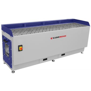 cormak 2000 dust extractor downdraft table