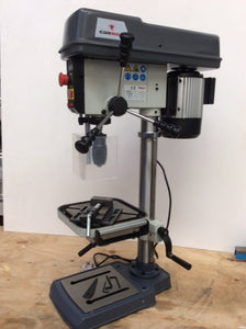 cormak pillar drill z7016 side view