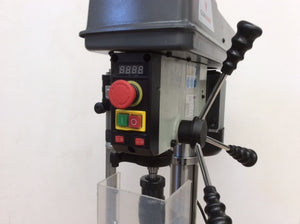 cormak pillar drill safety button