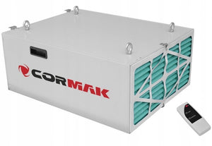 Cormak Air Filtration System 1000M3 Air Cleaner