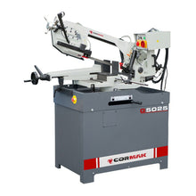 Load image into Gallery viewer, CORMAK G5025 band saw