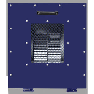 cormak downdraft table fan filter view