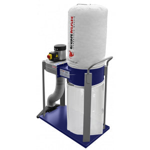 cormak fm230l1 side view dust extractor