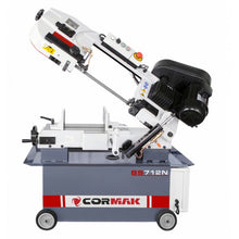 Load image into Gallery viewer, CORMAK BS 712 N 230V band saw