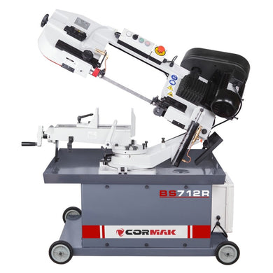 CORMAK BS 712 R 400V band saw