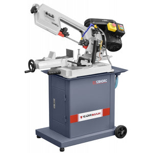 CORMAK BS128 HDRC 400V band saw