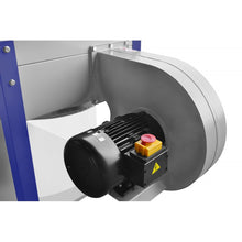 Load image into Gallery viewer, cormak dust extractor dc2200 fan close up