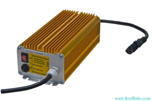 Digitally Controlled Metal Halide Ballast