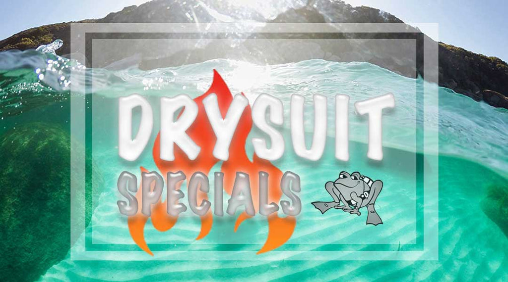 Drysuit Specials