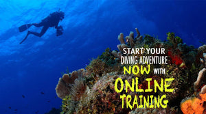 Scuba Diving ONLINE TRAINING