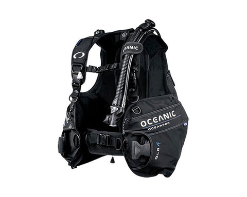 Gear Hire - BCD - Frog Dive