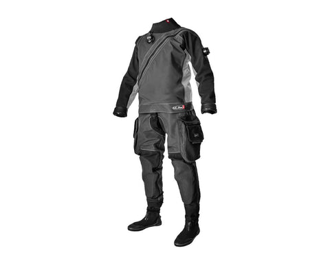 Santi E.Lite PLUS Drysuit - Man - Frog Dive