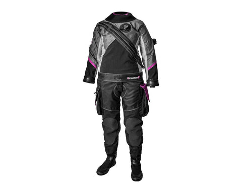 Santi E.Motion PLUS Drysuit - Ladies First - Frog Dive