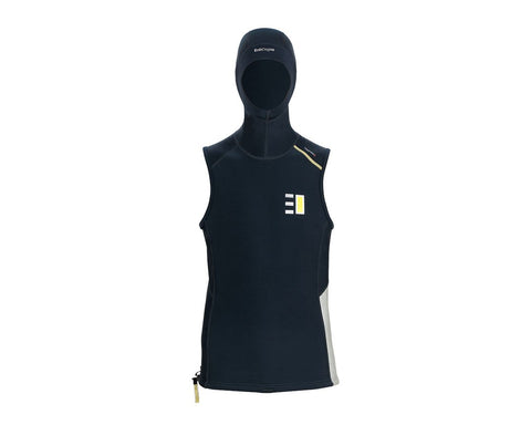 Enth Degree Atoll Mens Hooded Vest - Frog Dive