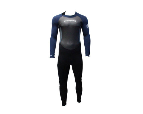 Ocean Pro Orbit 2.5mm Mens Steamer Wetsuit
