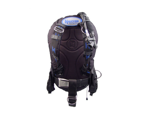 ONE OFF - Halcyon Infinity 30LB BC System - Frog Dive