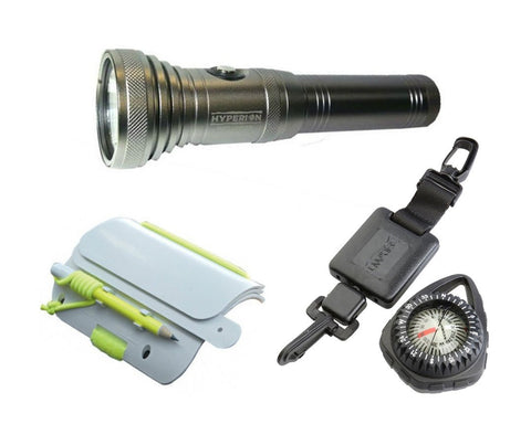 Advanced Open Water Diver Accessories Package - Frog Dive