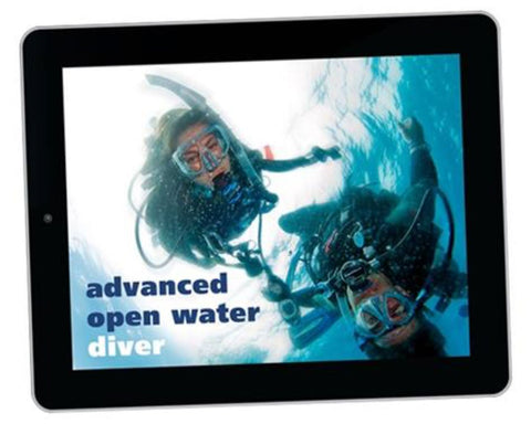 ONLINE TRAINING: PADI Advanced Open Water Diver - Frog Dive