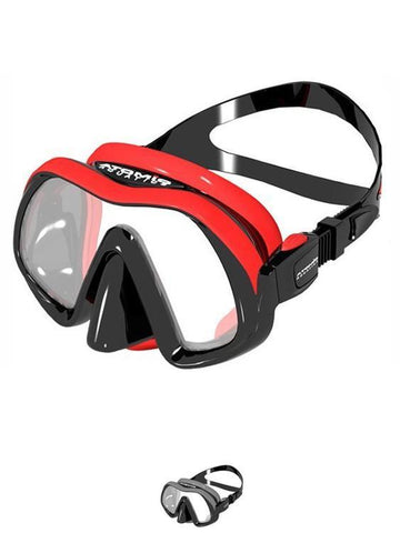 Atomics Aquatics Venom Frameless Mask