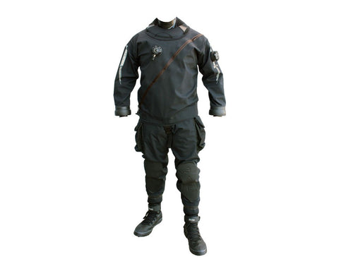 Bare Aqua Trek 1 Drysuit Man - Frog Dive