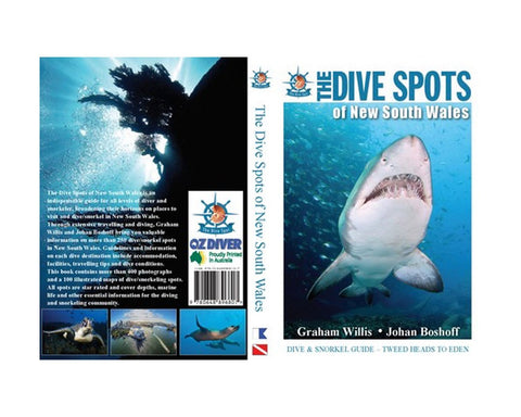 The Dive Spots of New South Wales - Frog Dive